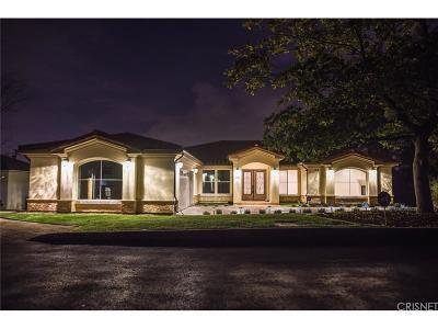 La Canada Flintridge Single Family Home For Sale: 1024 Flanders Road