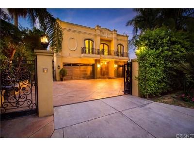 Sherman Oaks Single Family Home For Sale: 15049 Greenleaf Street