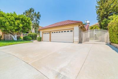 Simi Valley Single Family Home For Sale: 5217 Seneca Place