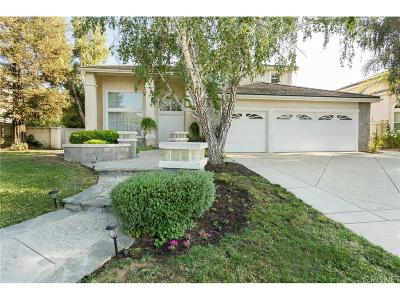 Simi Valley Single Family Home For Sale: 64 Mollison Drive