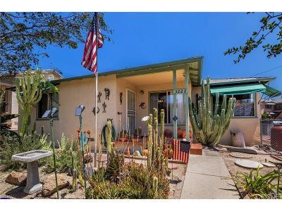 Glendale Single Family Home For Sale: 3222 La Crescenta Avenue