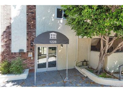 West Hollywood Condo/Townhouse For Sale: 1228 North La Cienega Boulevard #403