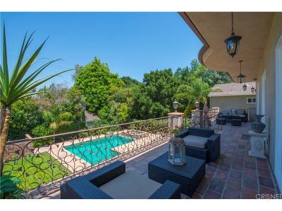 Studio City Single Family Home For Sale: 13045 Greenleaf Street