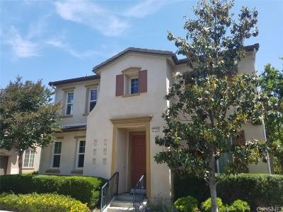 Valencia Single Family Home For Sale: 27230 Valderrama Drive
