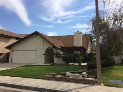 Valencia Single Family Home For Sale: 25334 Via Ramon