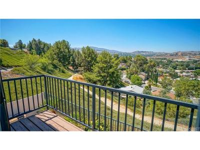 Canyon Country Single Family Home For Sale: 18800 Aphrodite Lane