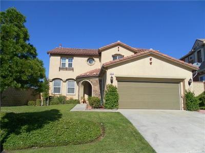 Saugus Single Family Home For Sale: 28015 Linda Lane