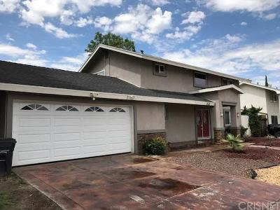 Simi Valley Single Family Home For Sale: 1342 Dinsmore Street