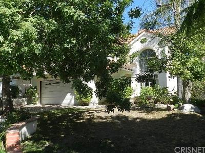Stevenson Ranch Single Family Home For Sale: 25554 Baker Place