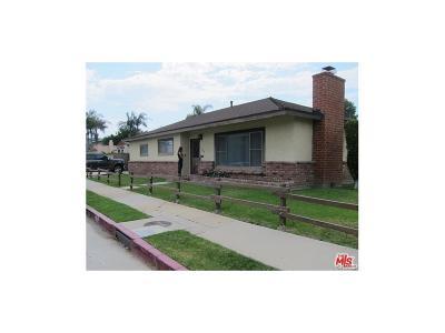 Venice Single Family Home For Sale: 1385 Preston Way
