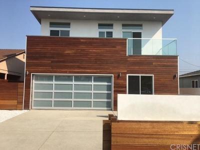 Mar Vista Single Family Home Sold: 12523 Gilmore Avenue