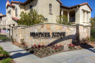 Canyon Country Condo/Townhouse For Sale: 17993 Lost Canyon Road #143