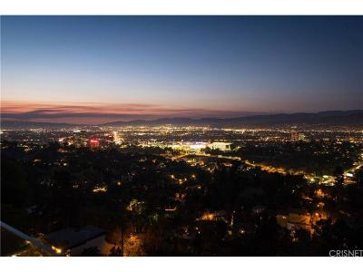 Hollywood Hills Single Family Home For Sale: 7191 Pacific View Drive