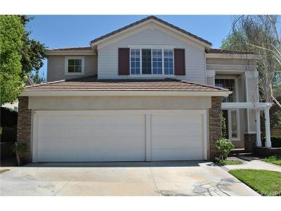 Valencia Single Family Home For Sale: 23226 Cicely Court