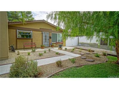 Canyon Country Single Family Home For Sale: 29536 Wisteria Valley Road