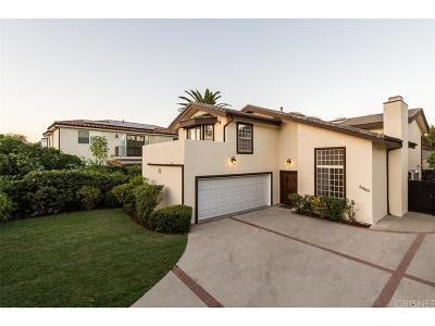 Tarzana Single Family Home For Sale: 6000 Tampa Avenue