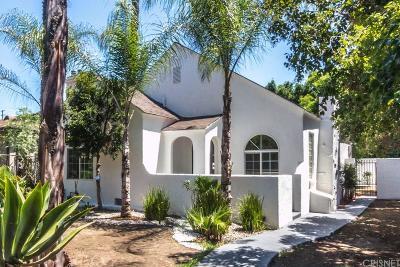 Sherman Oaks Single Family Home For Sale: 5536 Hazeltine Avenue