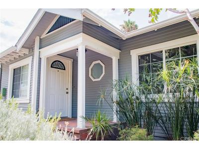 Hollywood Single Family Home For Sale: 6558 Barton Avenue