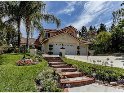 Stevenson Ranch Single Family Home For Sale: 24752 Bracken Lane