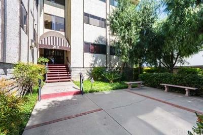 Burbank Condo/Townhouse For Sale: 212 North Valley Street #3