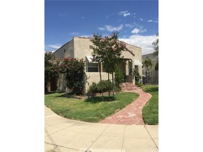 Glendale Single Family Home For Sale: 1143 Rosedale Avenue