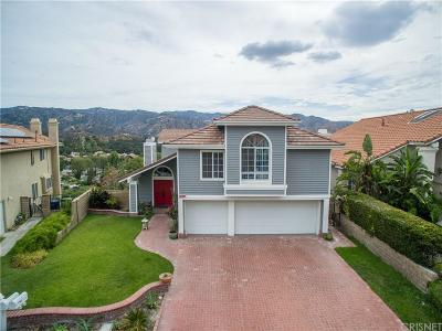 Newhall Single Family Home For Sale: 23516 Stillwater Place