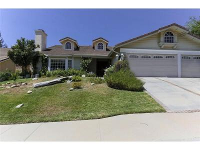 Agoura Hills Single Family Home For Sale: 5855 Green Meadow Drive
