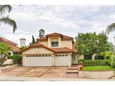 Stevenson Ranch Single Family Home For Sale: 25020 Sargasso Court