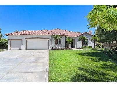 Lancaster Single Family Home For Sale: 4221 San Giovanni Court