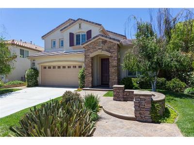 Valencia Single Family Home For Sale: 29035 Old Adobe Lane