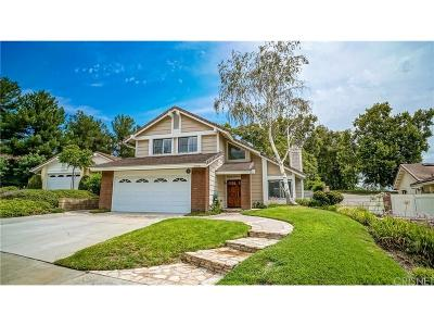 Valencia Single Family Home For Sale: 25944 Matel Road