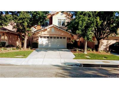 Stevenson Ranch Single Family Home For Sale: 25568 Burns Place