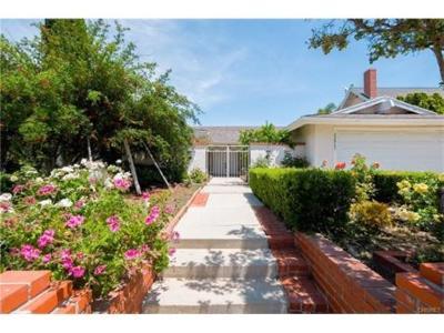 Calabasas Rental For Rent: 22865 Paul Revere Drive