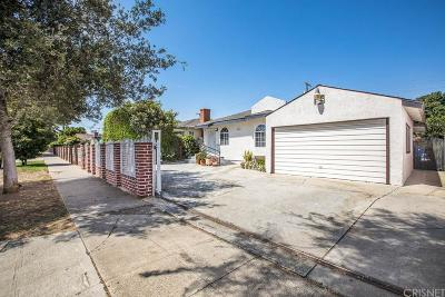 Culver City Single Family Home For Sale: 4444 South Slauson Avenue