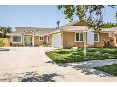 Chatsworth Single Family Home For Sale: 10449 Eton Avenue