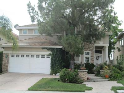 Stevenson Ranch Single Family Home For Sale: 25728 Wilde Avenue