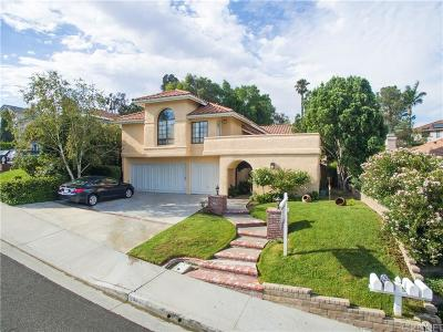 Newhall Single Family Home For Sale: 23445 Glenridge Drive