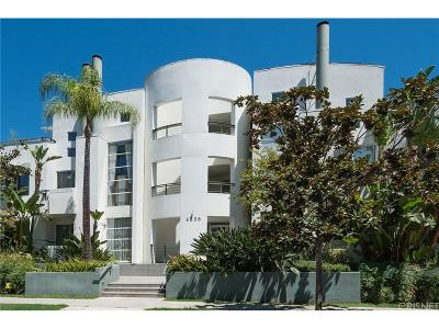 Studio City Condo/Townhouse For Sale: 4326 Babcock Avenue #106
