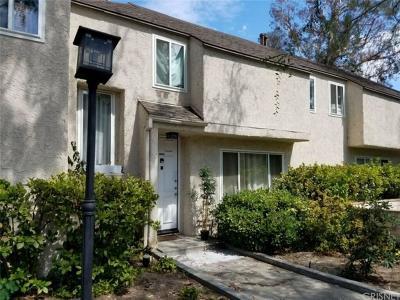 Tarzana Condo/Townhouse For Sale: 5644 Etiwanda Avenue #8