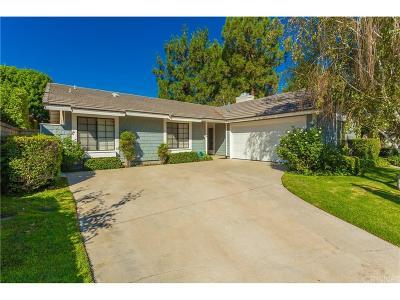 Valencia Single Family Home For Sale: 25515 Via Jardin
