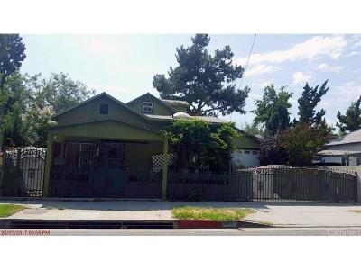 Pasadena Single Family Home For Sale: 497 North Garfield Avenue