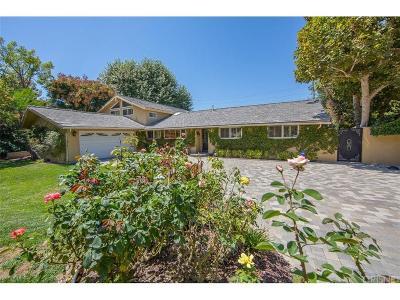 Thousand Oaks Single Family Home For Sale: 995 El Segundo Drive