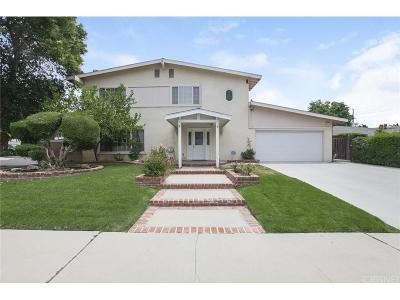 Chatsworth Single Family Home For Sale: 9530 Jumilla Avenue