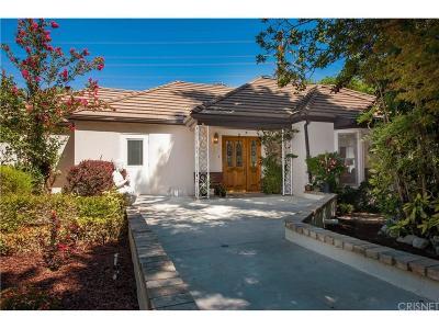 La Canada Flintridge Single Family Home For Sale: 5118 Alta Canyada Road