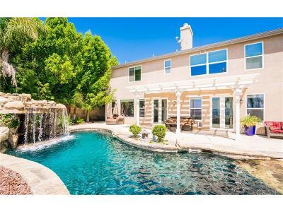 Valencia Single Family Home For Sale: 24274 Reyes Adobe Way