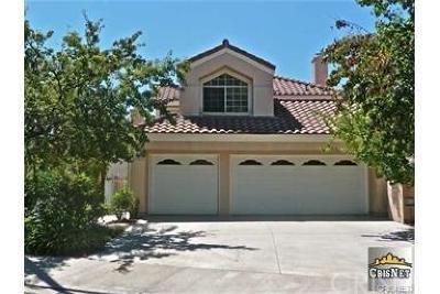 Calabasas Single Family Home For Sale: 24517 Via Esquina