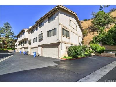 Calabasas CA Condo/Townhouse For Sale: $495,000