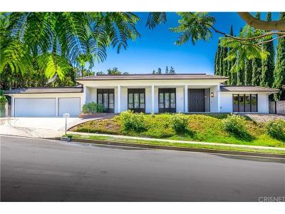Northridge Single Family Home For Sale: 9643 Amestoy Avenue