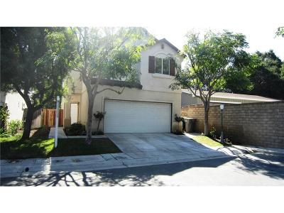 Newhall Single Family Home For Sale: 24842 Noelle Way