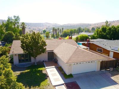 Calabasas CA Single Family Home For Sale: $949,000